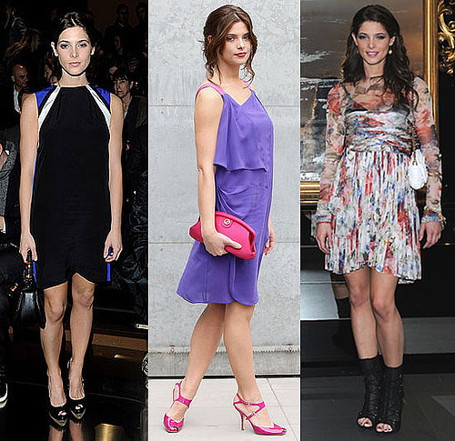 Photos of Ashley Greene at 2010 Fall Milan Fashion Week Shows