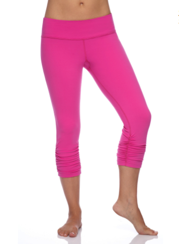 Supplex Gathered Legging ($69)