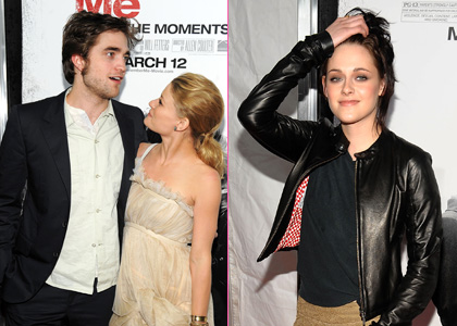 Robert Pattinson and Emilie De Ravin premiered 'Remember me' in New York City