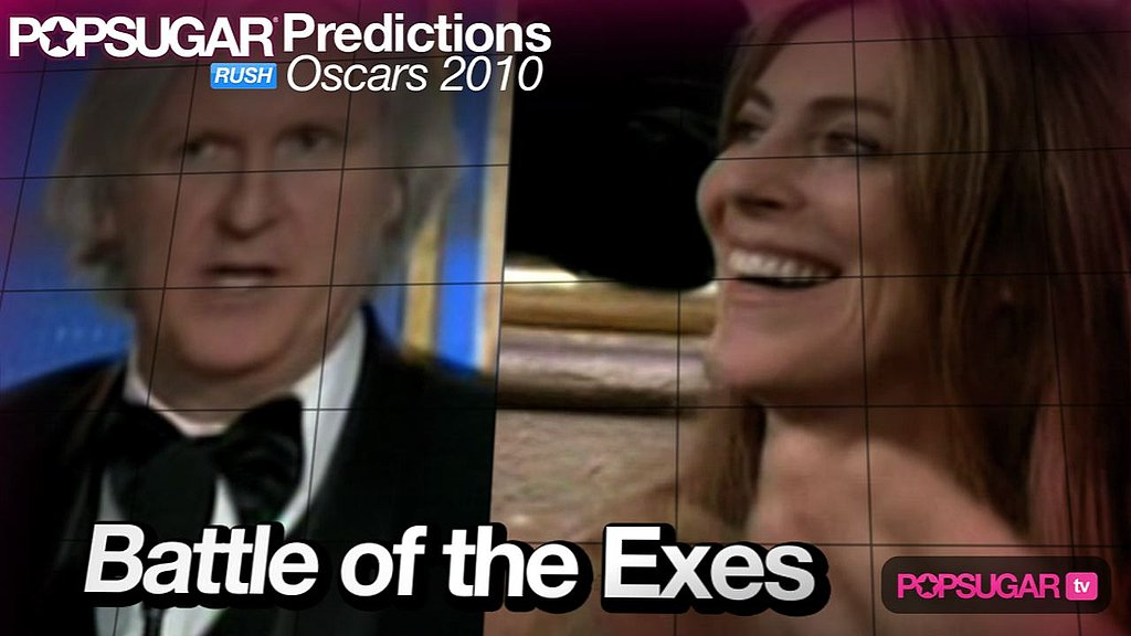 2010 Oscars, 2010 Oscar Best Director, James Cameron and Kathryn Bigelow