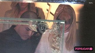Britney Spears Back to Blond Hair, Britney Spears Is Top Billboard Money Maker, Britney Speas in LA