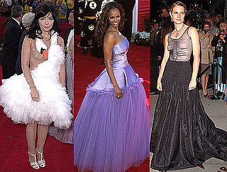 Ten Worst Oscar Dresses of the Decade: 2001-2010