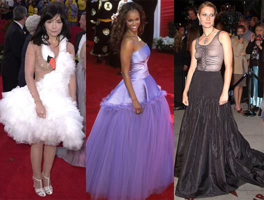 Red Carpet Rewind: The Worst Oscars Frocks From the Last Decade