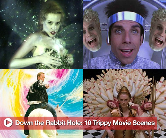 Down the Rabbit Hole: 10 Trippy Movie Scenes