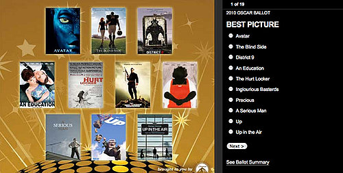 Predict the Oscar Winners and Win a Prize Package!