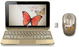 Photos of the HP Vivienne Tam Butterfly Lovers Netbook