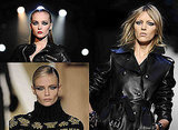 Photos of Dark Lined Cats Eyes at Milan Fashion Week Autumn 2010