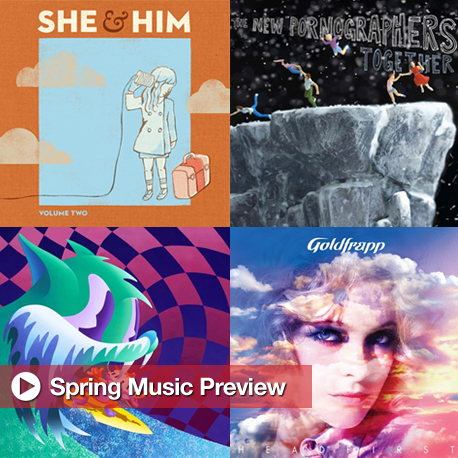 Spring Music Preview: Buzz Picks
