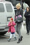Photos of Gwyneth and Apple