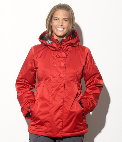 Torah Bright Jacket, red ($275)