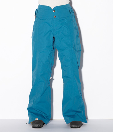 Torah Bright Pant, blue ($170)