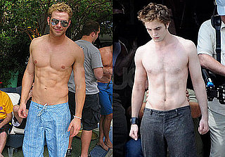 Would You Like to See Robert Pattinson With Kellan Lutz's Body?