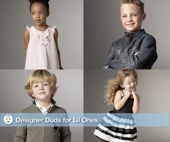 Designer Duds For Lil Ones