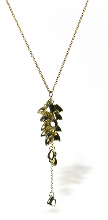 Cluster Necklace ($985)