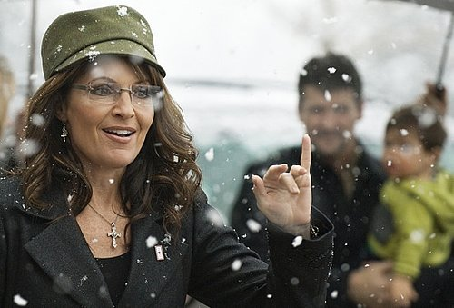 Sarah Palin Shopping  TV Show About Alaska