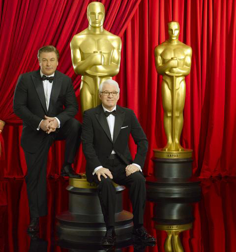 Five Reasons to Watch This Year&#039;s Oscar Show Include Alec Baldwin and Steve Martin as Hosts 2010-03-05 12:30:17