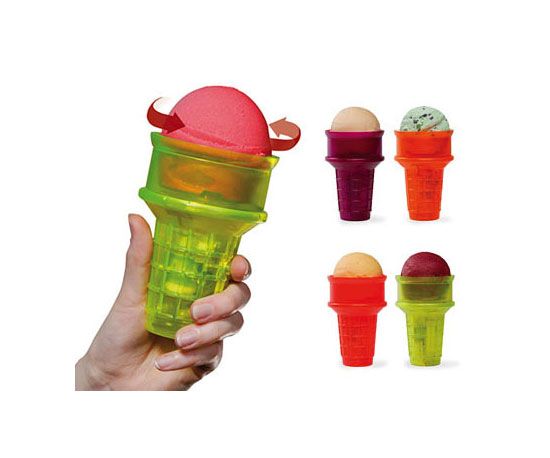 Motorized Ice Cream Cone ($10)