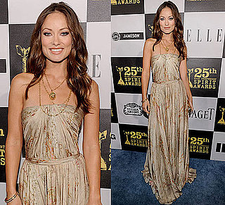 Olivia Wilde at 2010 Independent Spirit Awards 2010-03-05 19:43:29
