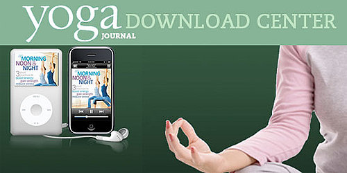 Download Yoga Videos From Yoga Journal