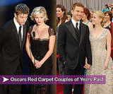 Oscars Red Carpet Couples