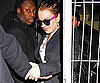 Photo Slide of Lindsay Lohan Leaving a Club in London