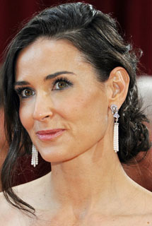Demi Moore Oscars 2010 Makeup Tutorial