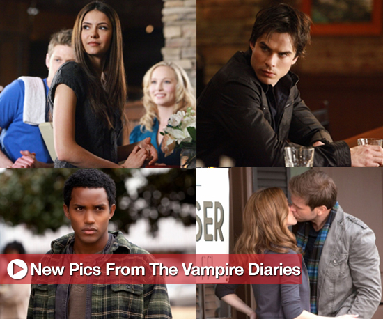 "New Preview Photos From The Vampire Diaries Episode ""A Few Good Men"""