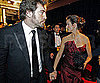 Slide Photo of Javier Bardem and Penelope Cruz Holding Hands Leaving an Oscar Afterparty in LA