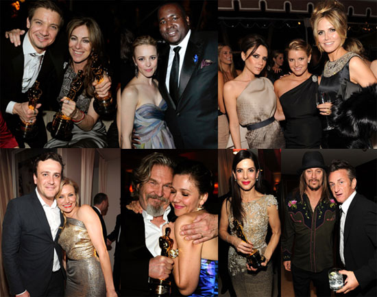 Photos of Kristen Stewart, Charlize Theron, Jessica Simpson, More at the 2010 Vanity Fair Oscars Party