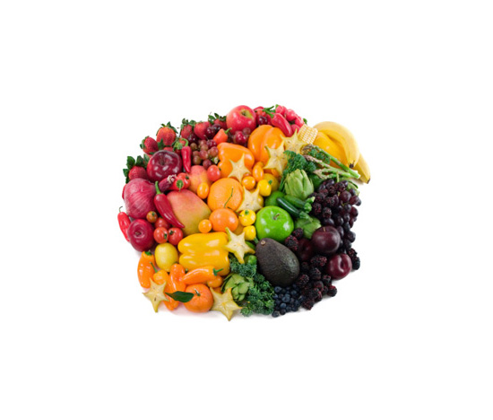 Rainbow Fruit Medley