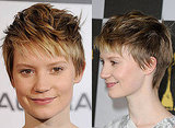 Mia Wasikowska at 2010 Independent Spirit Awards