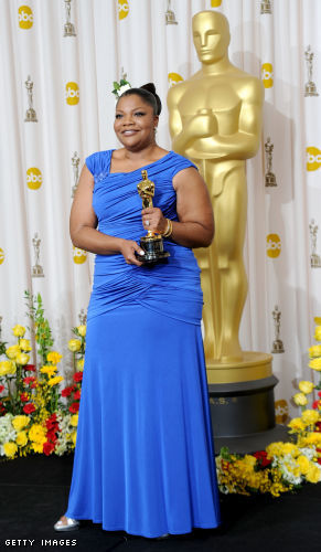 82nd Oscar Awards- Curvy Girls do  the Red Carpet