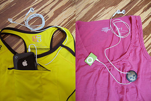 Gracie Gear and Magneat Help Keep Your Wires Out of the Way When You Work Out