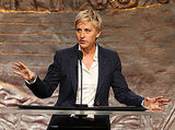 Ellen DeGeneres, Tulane University