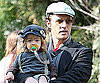 Slide Photo of Matthew McConaughey and Levi at the Zoo