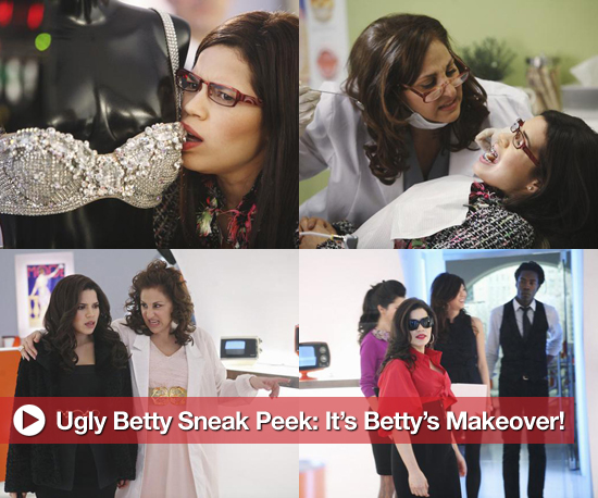 Sneak Peek Photos of Betty Suarez&#039;s Makeover on Ugly Betty