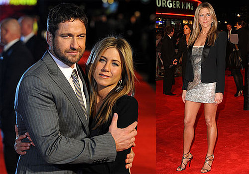 Photos of Jennifer Aniston And Gerard Butler at The London Premiere of The Bounty Hunter 2010-03-11 13:00:00