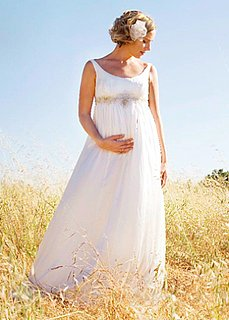 Eco Couture Maternity Wedding Dresses