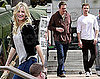 Photos of Justin Timberlake and Cameron Diaz Together On the Set of Bad Teacher