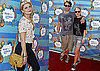 Photos of Anna Paquin and Stephen Moyer Attending a Make-A-Wish Event in Santa Monica Together
