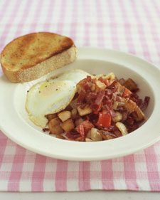 Quick Corned Beef Hash Dinner Recipe