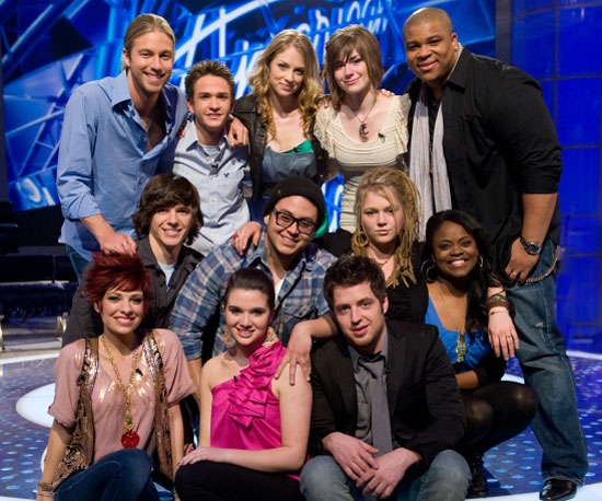 American Idol Top 12 Take On the Stones
