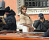 Slide Photo of Angelina Jolie Filming The Tourist 2010-03-16 11:15:00