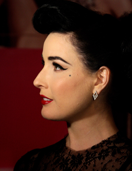 Dita Von Teese's Beauty Secrets