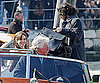 Slide Photo of Johnny Depp and Angelina Jolie in Venice