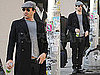 Photos of Mad Men&#039;s Jon Hamm Walking in NYC and Showing Some Skin
