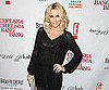 Slide Photo of Jenny McCarthy Wearing a Black Dress to Chelsea Handler's Book Launch in LA