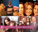 Fun and Funny Twitter Photos of Lauren Conrad, Kristen Stewart, Reggie Bush and Demi Moore