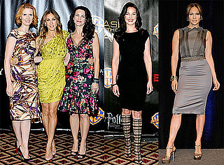 Photos of Sarah Jessica Parker, Jennifer Lopez, Katherine Heigl at 2010 ShoWest in Las Vegas 2010-03-19 06:00:00