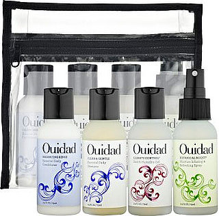 Ouidad Curl Essentials Starter Kit Giveaway